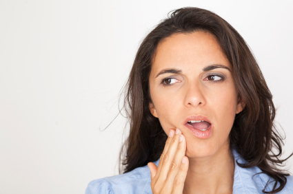 Easing Mouth Sores at Home