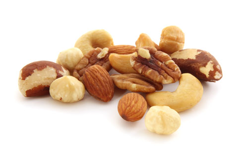 How Nuts Help Increase the Health of Your Teeth